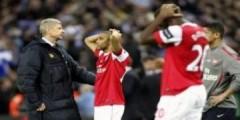 'Cầu thủ Arsenal cảm thấy suy sụp'