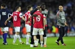Cầu thủ Arsenal nói gì sau trận thua Birmingham