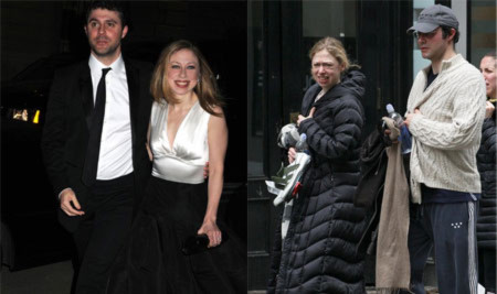 """Con rể Bill Clinton """"phát điên"""" vì nhà vợ"""