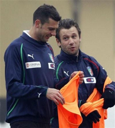Thiago Motta được kỳ vọng sẽ là một nhân tố đem lại sức sống mới cho tuyển Italy.