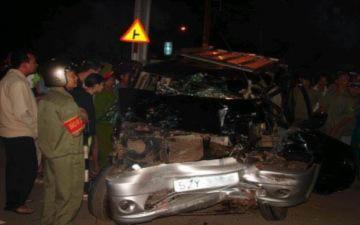 Gần 300 người chết vì tai nạn giao thông dịp Tết