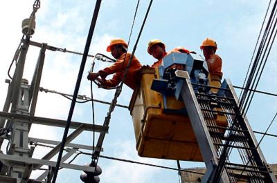 Giá điện tăng 15,28% từ 1/3