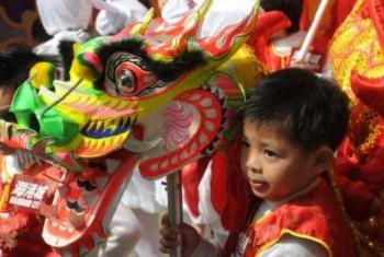 Gung Choy Hay Fat: .Lịch sử Năm Mới và những Phong tục Trung hoa
