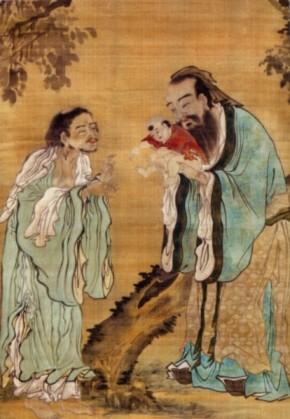 Gương người xưa: Lời khuyên của vị lão sư