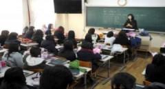 Hàn Quốc tranh cãi về việc đánh học sinh