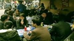Hàng quán hốt bạc trong tối Valentine