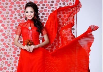 Hoa hậu Diễm Hương chưa dám gật đầu với tình yêu