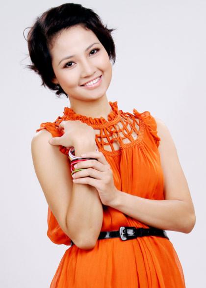 Hoa hậu Thể thao Trần Thị Quỳnh