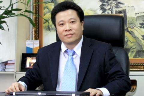 Chủ tịch Tập đoàn Đại Dương Hà Văn Thắm không kỳ vọng tăng trưởng đột phá trong năm 2011. Ảnh: Song Linh