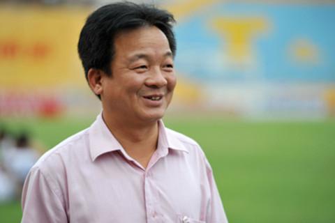 Bầu Hiển tin rằng, năm 2011 sẽ thuận lợi cho phát triển của các doanh nghiệp Việt. Ảnh: Hoàng Hà