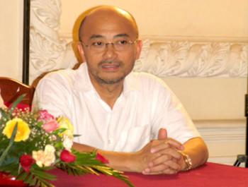 Ông Hà Dũng - Tổng giám đốc Indochina Airlines.