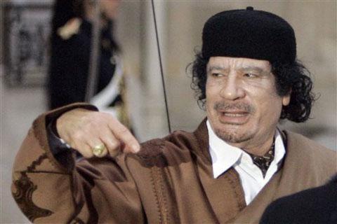 Lãnh đạo Libya đổ lỗi cho al-Qaida về các vụ biểu tình