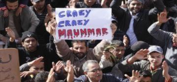 Lãnh đạo Libya ngày càng bị cô lập