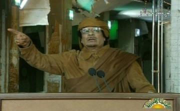 Lãnh đạo Libya thề chiến đấu 'tới giọt máu cuối cùng'