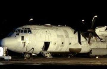 Máy bay Anh 'bị bắn' ở Libya