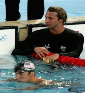 Michael Phelps nóng lòng đọ sức Ian Thorpe