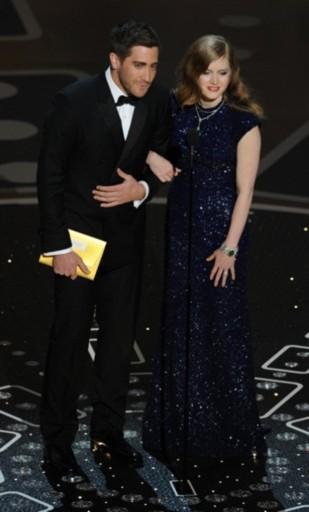 Người đẹp Amy Adams và tài tử Jake Gyllenhaal.
