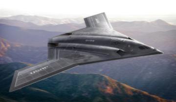 Mỹ thử nghiệm máy bay ném bom tàng hình