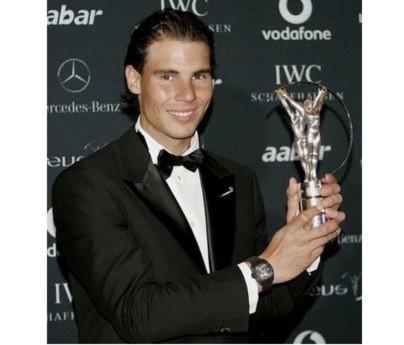 Nadal đoạt giải Oscar thể thao