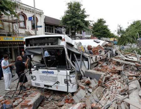 New Zealand: Số người chết vì động đất tăng lên 113 người