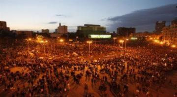 Người biểu tình Ai Cập tăng cường sức ép