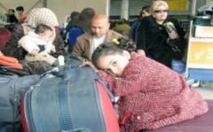 Người nước ngoài rút khỏi Ai Cập