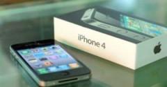 Nhà mạng rục rịch tăng giá bán iPhone 4