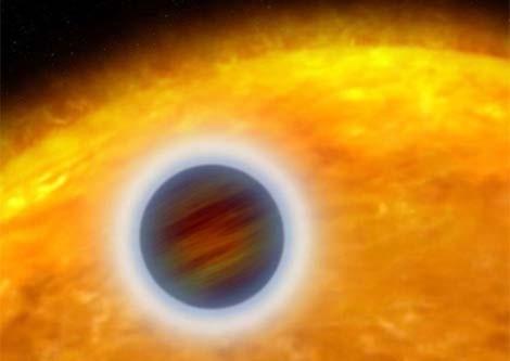 Phát hiện hành tinh nóng nhất trong vũ trụ
