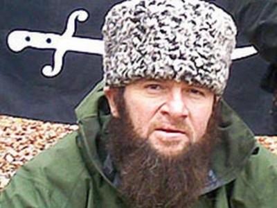 Trùm phiến quân Chechnya Doku Umarov. Ảnh: AFP