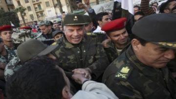 Quân đội Ai Cập trấn an thế giới