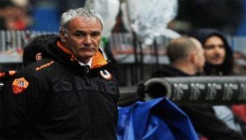 Ranieri từ chức sau trận thua khó hiểu của Roma