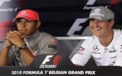Sao F1 Anh không đánh giá cao Schumacher