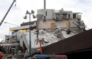 Số người chết trong động đất ở New Zealand lên tới 75