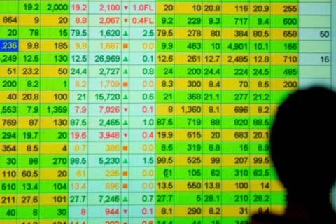 BVH và MSN là 2 cổ phiếu đẩy Vn-Index mạnh nhất. Ảnh minh họa: Hoàng Hà