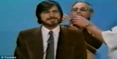 Steve Jobs thời trẻ 'tái xuất'