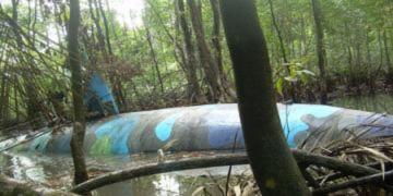 Tàu ngầm - vũ khí bí mật của các băng ma tuý