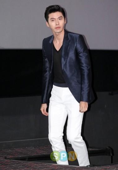 Hyun Bin, nam diễn viên đang