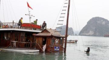 Thủy thủ đoàn đã bỏ trực khi tàu Trường Hải gặp nạn