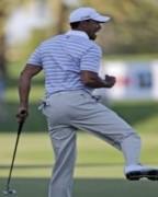 Tiger Woods nhìn thấy cơ hội ở Dubai Desert Classic