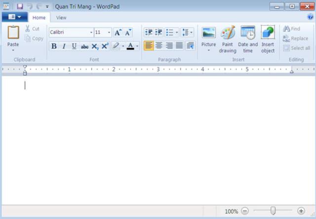 Tìm hiểu về 3 ứng dụng ít được được đề cập nhất trong Windows 7