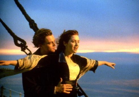 Cảnh phim lãng mạn nhất mọi thời đại.