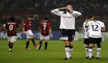 Tottenham cho Milan nếm trái đắng