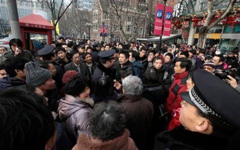 TQ siết chặt an ninh trên khắp nước để đối phó với lời kêu gọi biểu tình