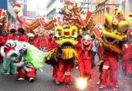 Truyền thuyết về năm mới của Trung Hoa