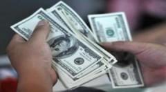 Tỷ giá USD liên ngân hàng tăng hơn 9%