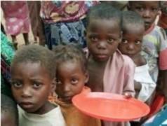 Châu Phi - Một cảnh tượng quá sức đau lòng