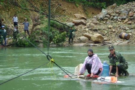 Xâm nhập lãnh địa vàng ở Quảng Nam