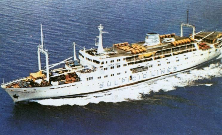 Tàu khách MV Dona Paz