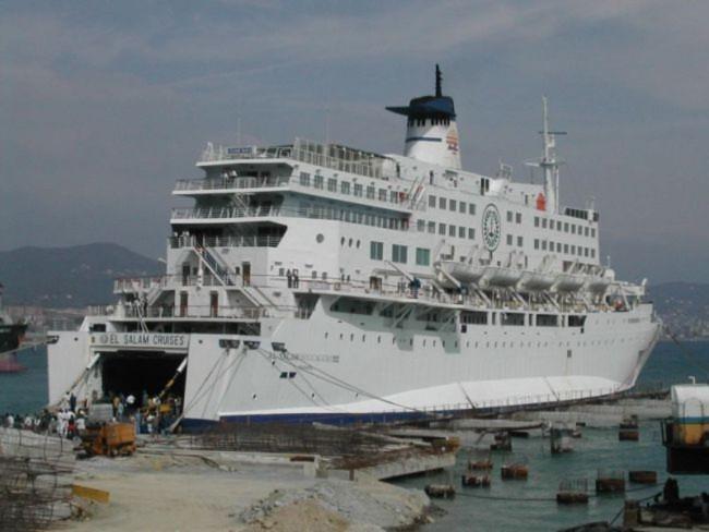 Biển Đỏ tang tóc với MV al-Salam Boccaccio 98