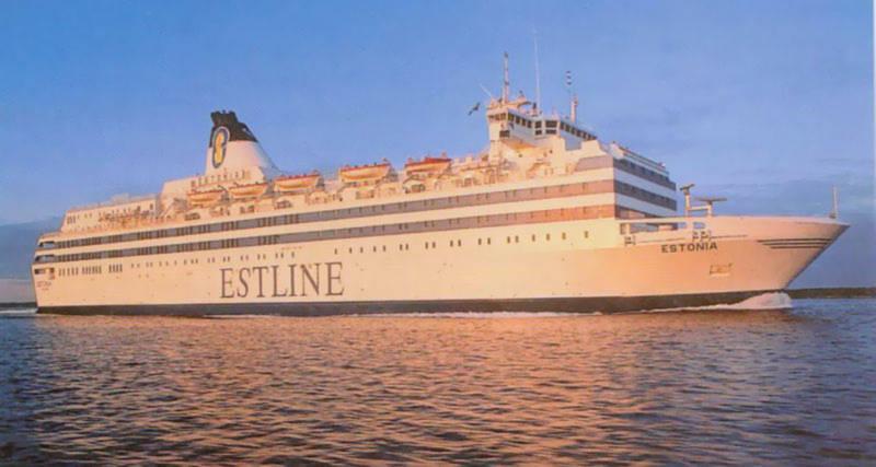 Tàu MS Estonia